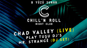Chill'n Roll Night Club: Chad Valley (live)