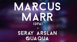 Disco'nun B Yüzü: Marcus Marr (DFA)