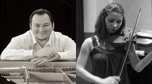 Gökhan - Şeniz Aybulus Piyano - Keman Resitali