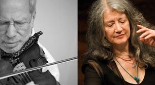Martha Argerich - Gidon Kremer