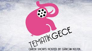 Queer Shorts hosted by Gürcan Keltek