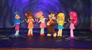 Strawberry Çilek Kız Live Show