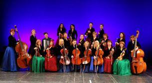 Svetlana Bezrodnaya-Vivaldi Rus Devlet Akademik Oda Orkestrası