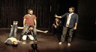 Tiyatro Sporu - Kontratak