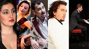 Yeni Yıl Konseri Dünya Opera Sahnelerinin Yeni Starları