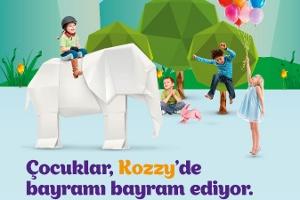 23 Nisan'da Kozzy Çocuk Şenliği Tam 2 Gün Sürecek