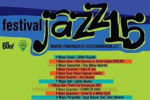 Türkiye'nin En Genç Caz Festivali Jazz15