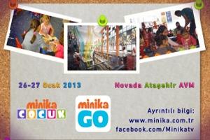 Minika'dan Tüm Çocuklara Harika Bir Sömestr Hediyesi