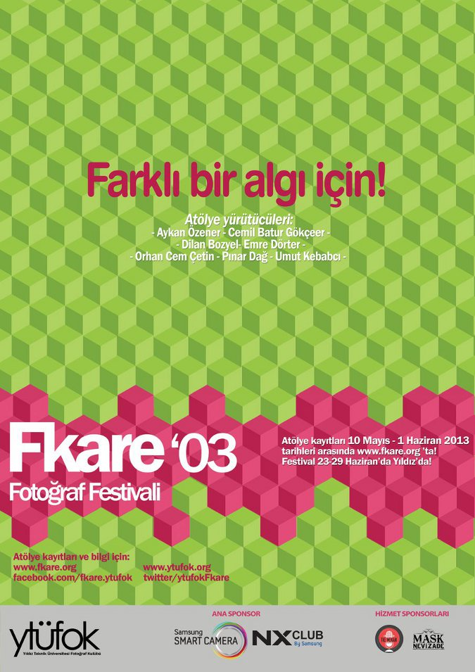 Ytüfok Fkare Fotoğraf Festivali