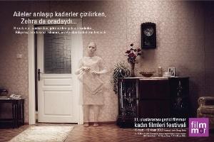 11. Uluslararası Gezici Filmmor Kadın Filmlerı Festivali 2.nci Gün
