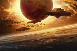 Demir Gökyüzü - Iron Sky