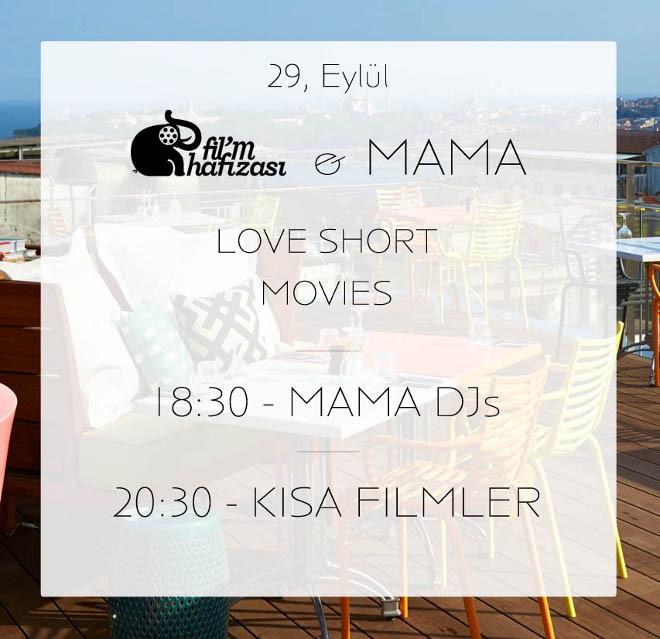 Mama Shelter'da Fil'm Hafızası ile Film Geceleri Başlıyor!