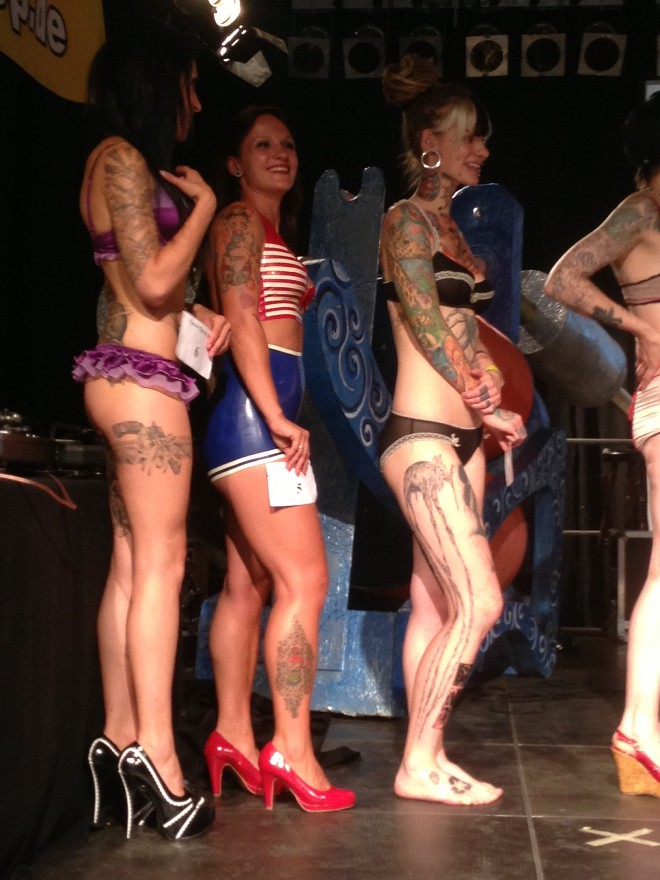 Dövme Sanatı İstanbul Tattoo Convention 2013'de Buluşuyor