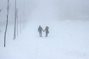 Türkiye`nin Büyük Bir Bölümünde Kuvvetli ve Yer Yer Yoğun Kar Yağışı Bekleniyor.