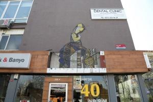 Beşiktaş Belediyesi 4 Levent'in Sanat Sokaklarını Gün Işığına Çıkarıyor