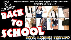 Back To School Latin Party ve Kubilay Kan