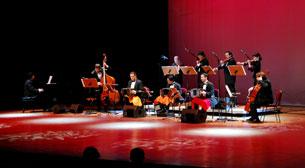 BAND-O-NEON Gran Orquesta Tipica de Tango ve Gustavo Guerrero İdaresinde