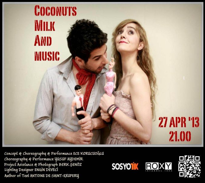 Coconuts, Milk and Music