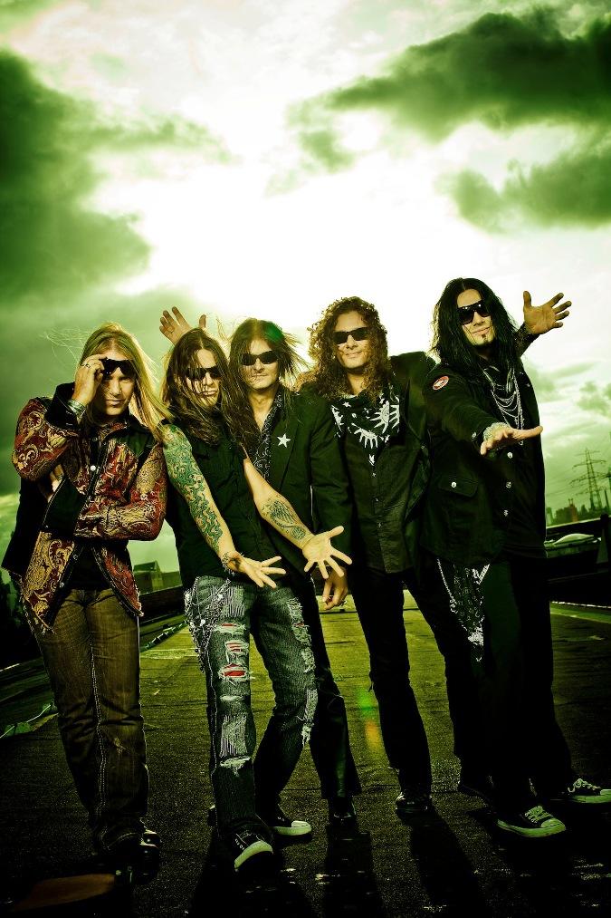 Helloween - Gamma Ray ile Hellish Rock Part II