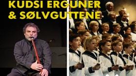 Kudsi Ergüner ve Norveçli Çocuk Korosu Sølvguttene