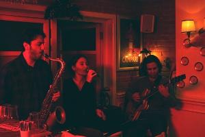 Caz Geceleri - Çağıl Kaya Trio