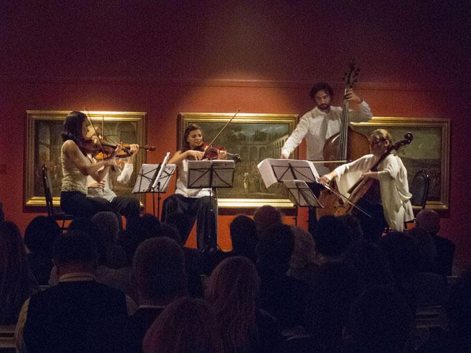 Küçük Gece Müzikleri Enstrümanlar Serisi: Keman