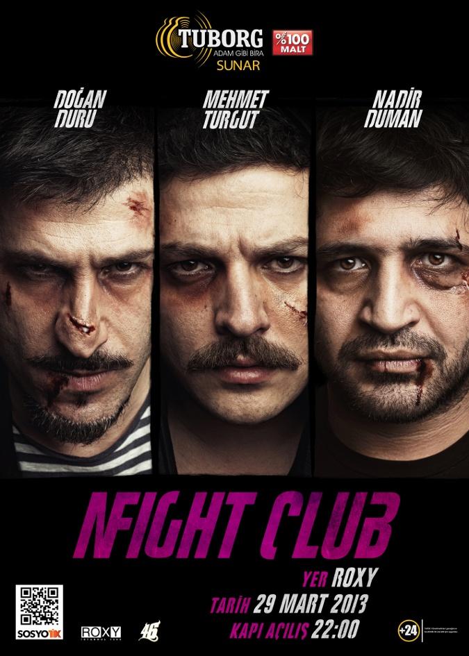 Tuborg Gold Sunar: Nfight Club