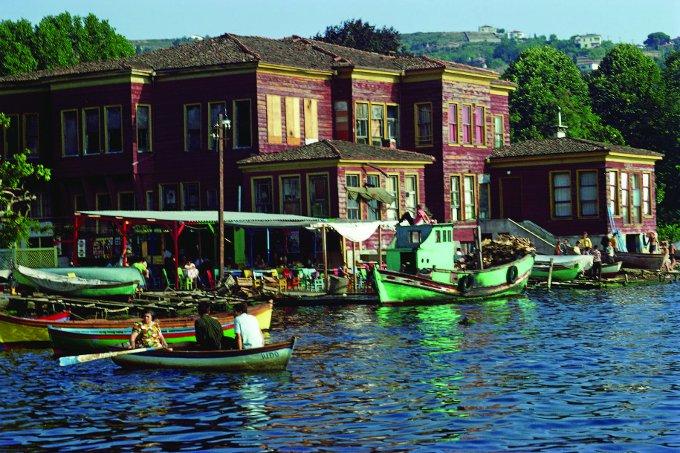 Ara Güler - Eski Şehir