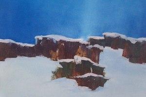 Bahariye Sanat Galerisi Kış Sergisi