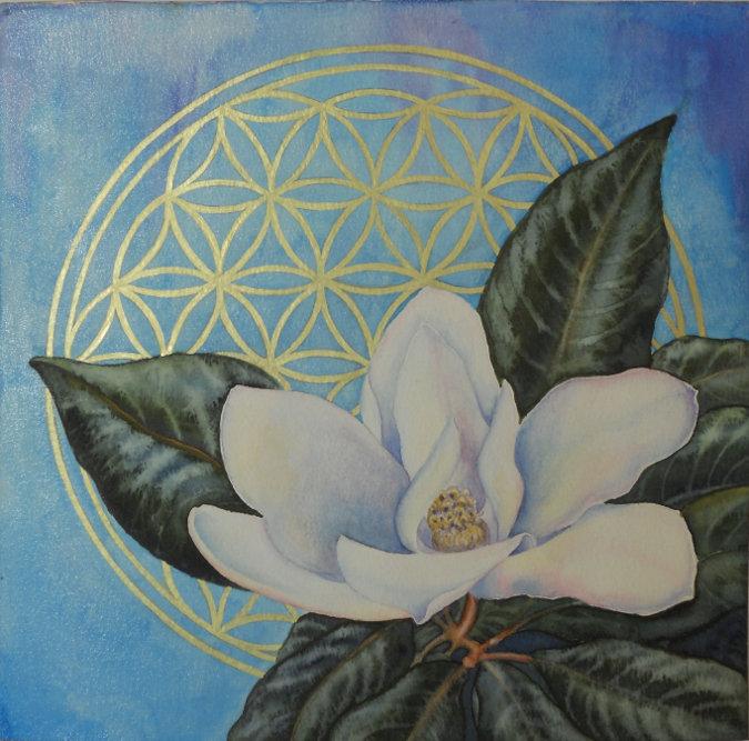 Betul Aydıner - Yaşam Çiçeği / Yaşayan Çiçek