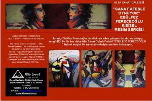Ebülfez Ferecoğlu - Sanat Ateşle Oynuyor