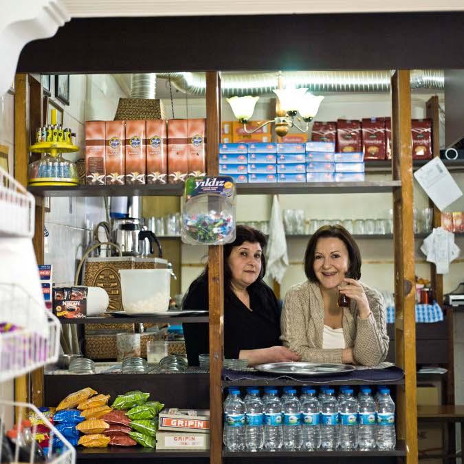 Ekonomiye Kadın Gücü Sergisi