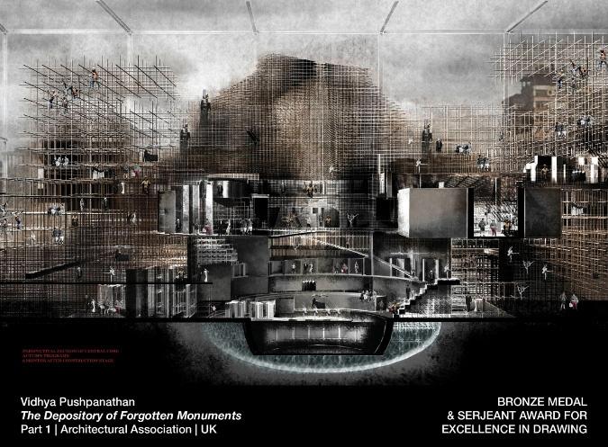 İngiliz Kraliyet Mimarlar Enstitüsü(Riba)'nden Ödüllü Eserleri Sergileyecek