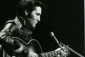 Müziğin Efsane İsmi Elvis Presley Sergisi