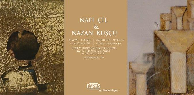Nafi Çil ve Nazan Kuşçu