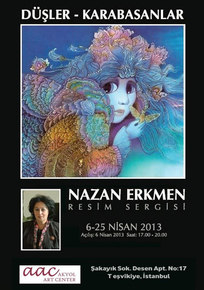 Nazan Erkmen - Düşler - Karabasanlar
