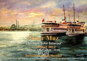 Ömer Muz - Zamansız Şehir İstanbul