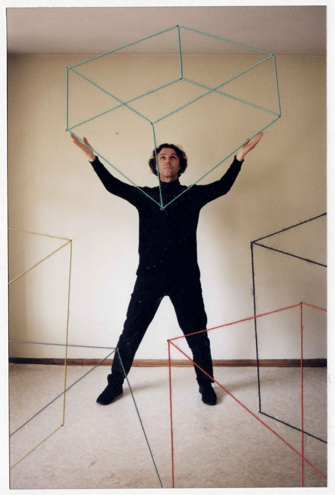 Plato Sanat Portfolyo Serisi'nin İlk Sanatçısı Şakir Gökçebağ
