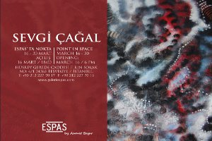 Sevgi Çağal - Nokta / Point İn Space