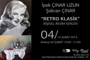 Şükran Çınar - İpek Çınar Uzun - Retro Klasik
