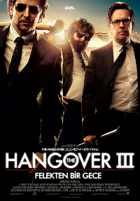 Hangover 3: Felekten Bir Gece