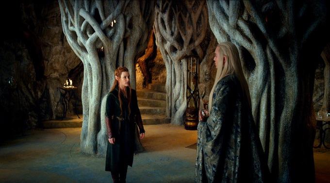 Hobbit: Samug'un Çorak Toprakları