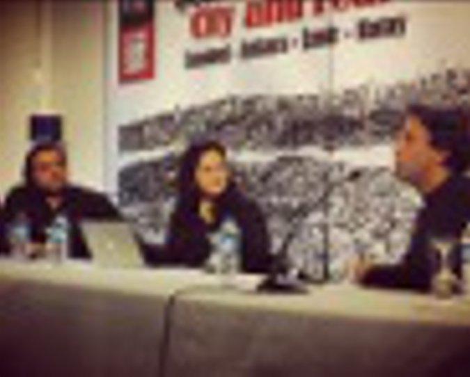 İTEF 2013 - İstanbul Tanpınar Edebiyat Festivali 5.Yılında Beş Şehir'de