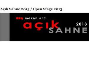 Açık Sahne 2013