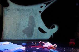 İnsan Sesi - Tiyatro Biteatral