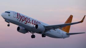 Pegasus, Bahreyn'e İlk Uçuşunu Gerçekleştirdi