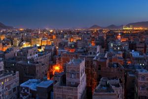 Etihad Havayollari Yemen'İn Tİcarİ Başkentİ Sana'a'ya Uçuyor