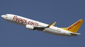 Pegasus, Trabzon'dan Soçi'ye İlk Uçuşunu Gerçekleştirdi
