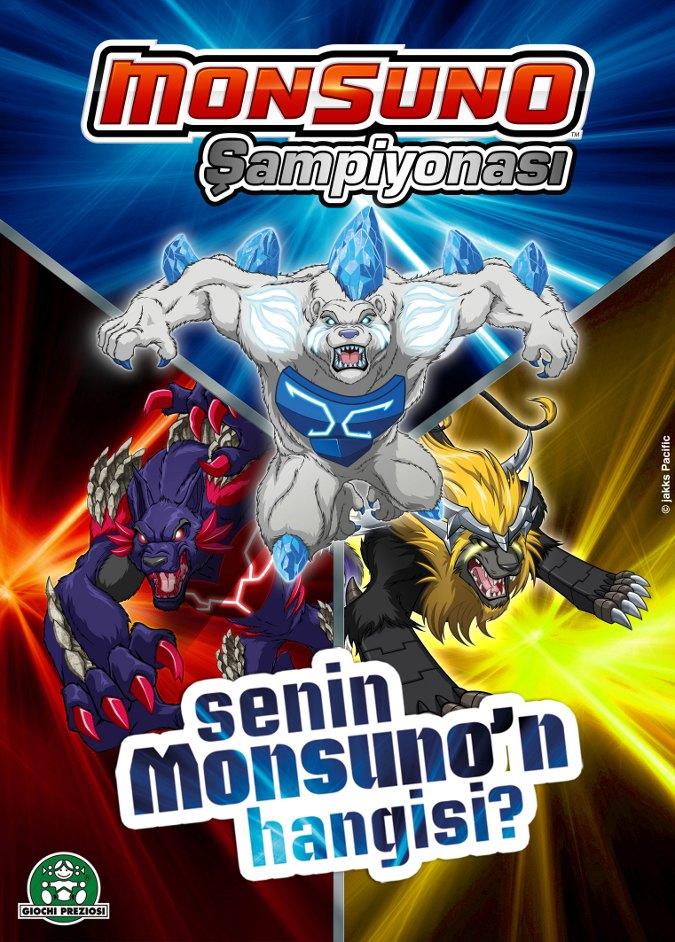 Çocuklara Yarıyıl Tatili Sürprizi: Monsuno Şampiyonası