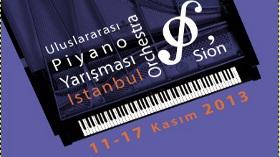 İstanbul - Orchestra'Sion Uluslararası Piyano Yarışması